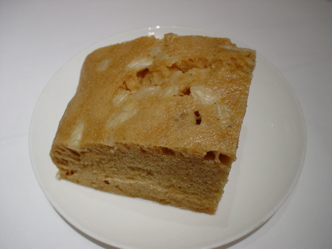 夏宮の馬拉糕